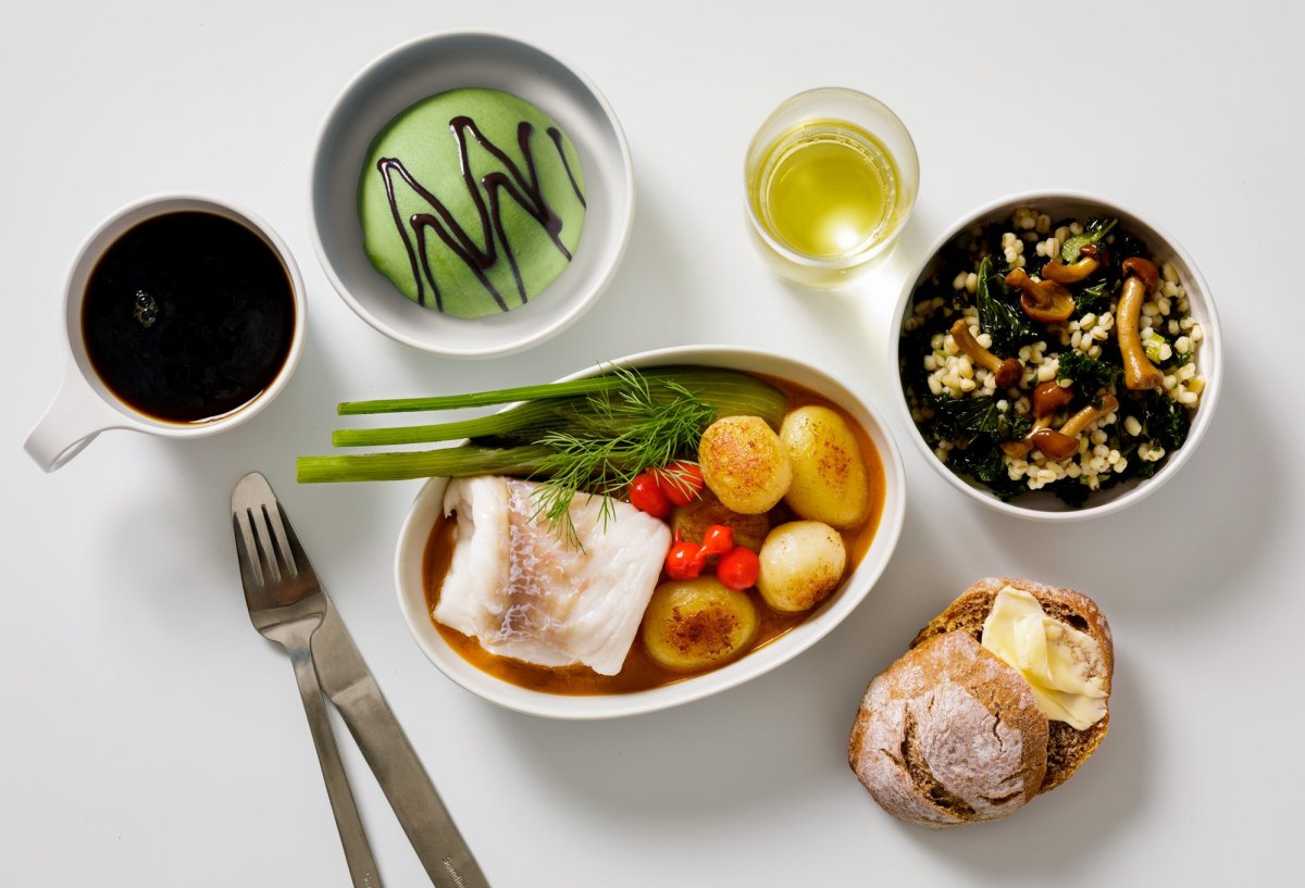SAS Offers Premium Meal Upgrade To Go Passengers